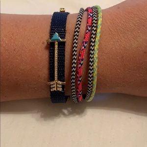 Keep Collective Bracelet with charm